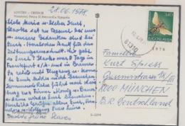 JOUGOSLAVIA POST CARD MICHEL 1729 BEE - 1945-1992 République Fédérative Populaire De Yougoslavie