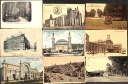 Belgique - Lot Intéressant 53 Cartes (oldtimer, Hautecourt, Knocke Moulin Tram DTC...) (Petit Prix) - Cartes Postales