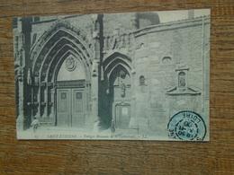 """Saint-étienne , Vestige Romain De La Cathédrale """""""" Carte De 1906 """""""" - Saint Etienne"""