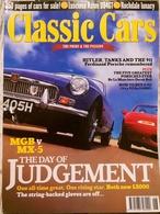 CA016 Autozeitschrift Classic Cars, Juni 1998, Englisch, Guter Zustand - Deportes