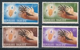 °°° TOGO - Y&T N°377/80 - 1963 MNH °°° - Togo (1960-...)