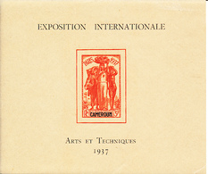FRANCE CAMEROUN DALLAY 148A LH NEUF CHARNIERE - Cameroun (1915-1959)