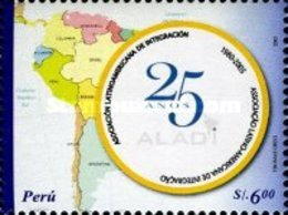 Peru - Perou (2006) Yv. 1554   /  ALADI - Peru