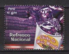 Peru (2006) Yv. 1547  /  Fruits - Frutas - Food - Drink - Chicha De Maiz Morada - Fruit