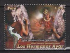 Peru (2006) Yv. 1542  /  Cave - Cove - Cueva - Grotte - Geologie
