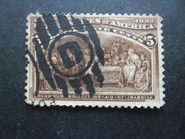 ETATS-UNIS N°85 Oblitéré Cote 7€ - 1847-99 Emissions Générales