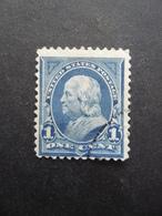 ETATS-UNIS N°110 Oblitéré - 1847-99 Emissions Générales