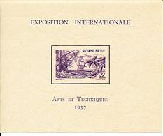 FRANCE GUYANE DALLAY 150A LH NEUF CHARNIERE - Guyane Française (1886-1949)