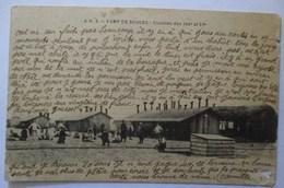 CPA 1916 MILITARIA CAMP DE SOUGES CUISINES DES 144 E Et 57 E - Otros Municipios