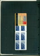 ALLEMAGNE 50 CONSEIL DE LA MUSIQUE 1 CARNET DE 10 TIMBRES ADHESIFS  NEUF A PARTIR DE 3.50 EUROS - Muziek