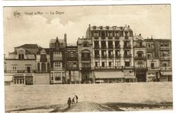 Heyst S/Mer - La Digue - Circulée - Edit. De Graeve N° 1340 - 2 Scans - Heist