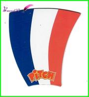 """Magnet PITCH Les Drapeaux Des Pays """" La France """" - Letters & Digits"""