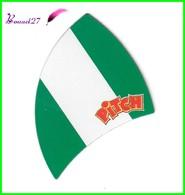 """Magnet PITCH Les Drapeaux Des Pays """" Le Nigeria """" - Letters & Digits"""