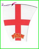 """Magnet PITCH Les Drapeaux Des Pays """" L'Angleterre """" - Letters & Digits"""