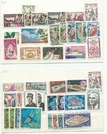 1957 Wallis Et Futuna, Lot De Timbres Poste ** Cote YT 238€55 - Wallis Y Futuna