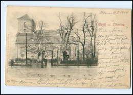 XX004094/ Hamburg Altona Ottensen Christiankirche 1900 AK  - Altona