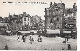 AMIENS - ( 80 ) - Place Gambetta - Amiens
