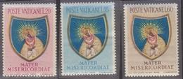 Schwarze Muttergottes Von Vilnius /Année Mariale 1954 - Vatican
