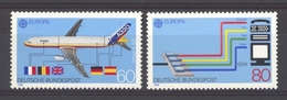 EUROPA - CEPT 1988 - Allemagne - 2 Val Neufs // Mnh - Europa-CEPT