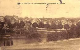 Woluwe - Panorama Pris Du Parc - Avenue De Tervuren, Cliché Walschaerts) - St-Lambrechts-Woluwe - Woluwe-St-Lambert