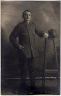 VECCHIA FOTOGRAFIA - OLD PHOTO - MILITARI - Vedi Retro - Guerra, Militari