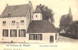Vilvorde (environs De) - Vieux Château à Pont Brulé (Nels, 1904) - Vilvoorde
