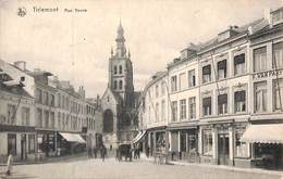 Tienen Tirlemont - Rue Neuve (animée, Uitg. Couturier Vander Waerhede) - Tienen
