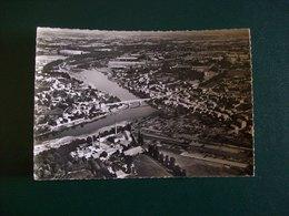 Carte Postale SM De Saint-Just-sur-Loire: Le Pont Sur La Loire Et La Ville - Saint Just Saint Rambert