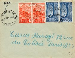 A.E.F. 10/2/51 - Lettres & Documents