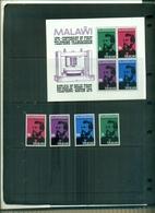 MALAWI 100 TELEPHONE 4 VAL + BF NEUFS A PARTIR DE 0.60 EUROS - Malawi (1964-...)