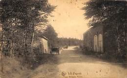 Les Fagnes - La Baraque Michel (oldtimer) - Jalhay