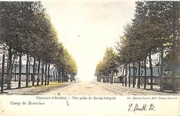 Beverloo - Chaussée D'Hechtel - Vue Prise De Bourg-Léopold (Ph. Mahieu-Smets, Gekleurd) - Leopoldsburg (Camp De Beverloo)