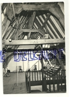 Braine-le-Château. Moulin Banal. Musée. La Charpente NELS Photo Véritable. Anciens Ets. Ern. Thill - Kasteelbrakel