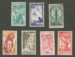 Timbres - Tchécoslovaquie - Ceskoslovenko - Tchécoslovaquie