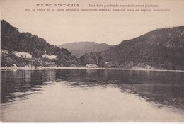 83 / ILE DE PORT CROS / UNE BAIE PROFONDE - Other Municipalities