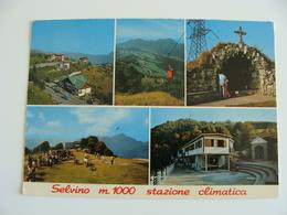 SELVINO   BERGAMO  LOMBARDIA  VIAGGIATA  COME DA FOTO - Bergamo