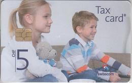SWITZERLAND - PHONE CARD - TAXCARD SUISSE ***  LES POSSIBILITÉS / 2 - 5 Chf  *** - Svizzera
