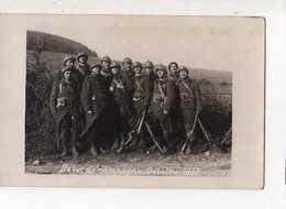 Carte Photo , Militaires Debut De Campagne Octobre 1939 - Militaria