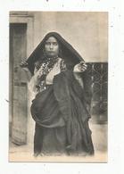 Cp , Femme , FEMME ARABE , Folklore ,vierge , Ed. ND ,n° 27 T, Afrique - Frauen