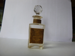 Flacon De Parfum J.DAVER- PARIS - Bottles (empty)