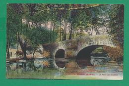 CPA ESSONNE 278/389 – BRUNOY, Le Pont De Soulins - Brunoy