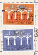 FINLAND - 1984 - Europa. 25° Anniversario Della CEPT. - Finlandia