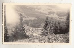 Champéry, Vue Des Rives - Photo Format 6.5 X 10.5 Cm - Lieux