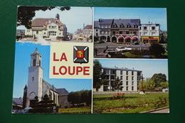 La Loupe  Eure Et Loi La Salle Des Fêtes Hôtel Du Chêne Doré L'églie La Croix St Thibault  écrite - La Loupe