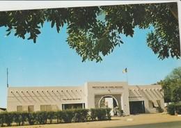 CP - PHOTO - REPUBLIQUE DU TCHAD - FORT LAMY - LA PREFECTURE - 5082 - P. GLEIZE - Chad