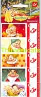 DUOSTAMP  DISNEY SNOW WHITE AND THE SEVEN DWARFS - Personalisierte Briefmarken