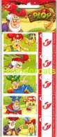 DUOSTAMP  STUDIO 100 PLOP KABOUTER GNOME DWARF ZWERGE NAIN LUTIN - Personalisierte Briefmarken