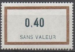 FRANCE  TIMBRES FICTIFS __  N°  F162__NEUF** VOIR SCAN - Fictifs