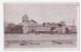AK78 Royal Bombay Yacht Club - India