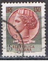 (I 149.0) ITALIA // YVERT 945 // 1966 - 1946-.. République